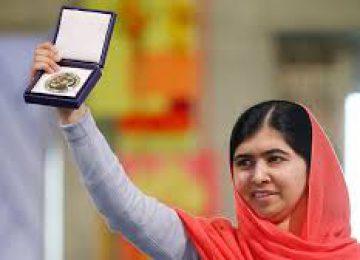 ילדים משנים עולם- מלאלה זוכת פרס נובל