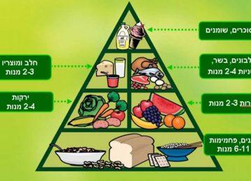 הרגלי תזונה והיבטים התנהגותיים