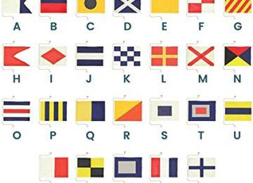 זיהוי דגלים בים