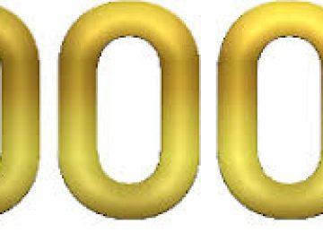 הכרת המספרים עד 10000